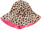Osh Kosh Reversible Leopard Print Bucket Hat