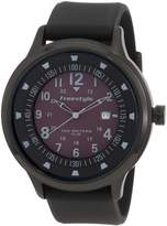 Freestyle Men's FS84985 Ranger Field Case with Push-Button Light Watch