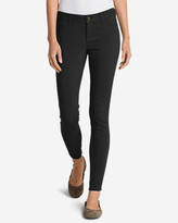Eddie Bauer Women's Elysian Twill Skinny Jeans - Slightly Curvy