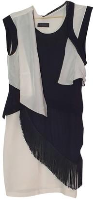 Thakoon White Cotton Dress for Women