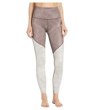 Beyond Yoga Lux High-Waisted Angled Midi Leggings