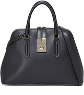 Furla Peggy Medium Dome Satchel