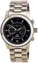 Michael Kors MK8314 Men's Hunger Stop 100 Series Navy Dial Chrono Oversized Watch