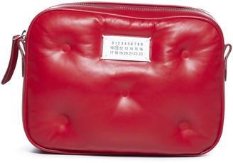 Maison Margiela Logo Patch Crossbody Bag