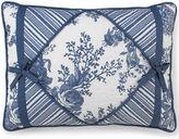 Asstd National Brand Toile Garden Oblong Decorative Pillow