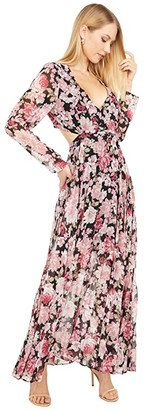 Bardot Garden Floral Dress (Rose Garden) Women's Dress