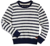 Rose Pistol Boys' Striped Sweater - Sizes 8-14