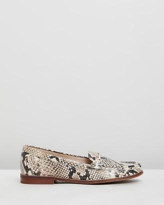 Aldo Bergala Leather Loafers