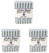 Indigo Wild Zum Bar Goat's Milk Soap Bar, Sea Salt 3 oz (3 pack)