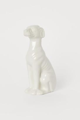 H&M Large Ceramic Figurine - White