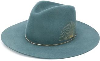 Van Palma Basile chain detail hat
