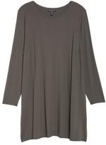 Eileen Fisher Plus Size Women's Knit Tunic