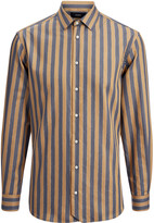Bedstripe Shirting John Shirt In Coal