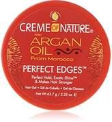 Crème of Nature Argan Oil Perfect Edge Hair Gel 63.7 g