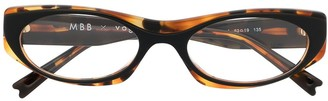 Vogue Eyewear X Millie Bobby Brown optical glasses