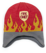 Kidorable Red 'Fire Chief' Beanie