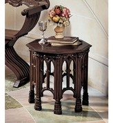 Toscano Gothic Reviva 2 Piece End Table Set Design