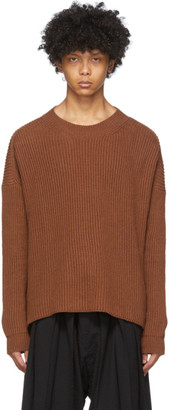 Jan-Jan Van Essche Orange 48 Sweater