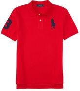 Ralph Lauren Short Sleeve Big Pony Polo