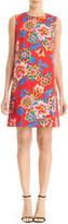 Carolina Herrera Sleeveless Shift Dress