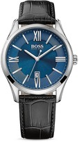 HUGO BOSS Ambassador Watch, 43mm