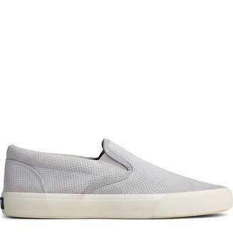 Sperry mens Striper Plushwave Slip on Sneaker