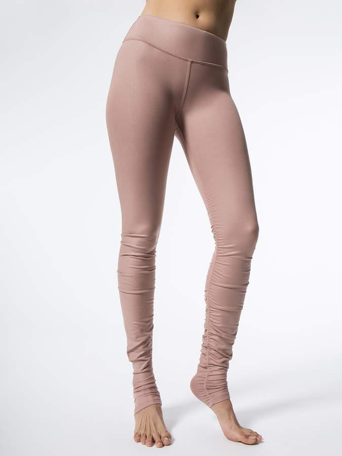 02d564c787 Ruched Ankle Leggings - ShopStyle