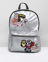 New Look Badge Backpack