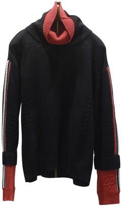Preen Black Wool Knitwear for Women