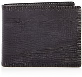 John Varvatos Leather Bifold Wallet