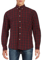 Dockers Premium Edition Plaid Sportshirt