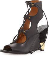Gladiator Wedge Heels - ShopStyle
