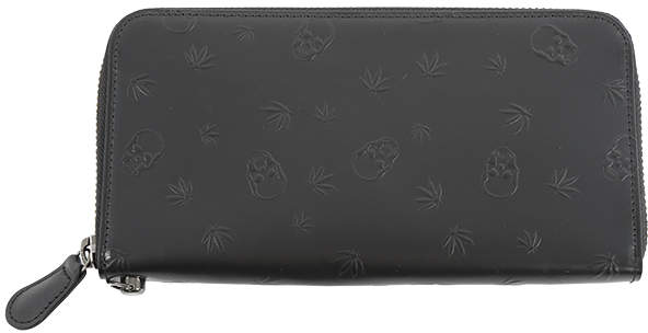 Lucien Pellat-Finet Long Zip Wallet