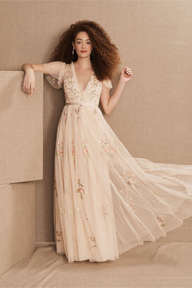 Needle & Thread Petunia Maxi Dress