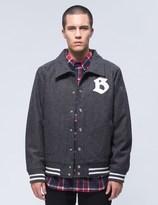 Billionaire Boys Club Car Club Wool Jacket