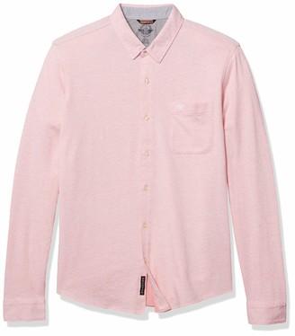 Dockers Long Sleeve Alpha 360 Button Up Shirt