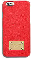 Michael Kors Saffiano Leather Phone Case For Iphone 6/6s