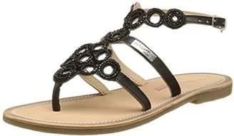 Les Tropéziennes Women's Ofelie Ankle Strap Sandals,7.