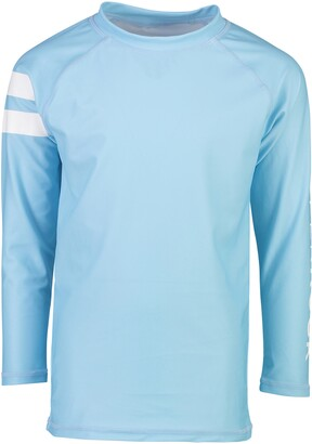 Snapper Rock Raglan Long Sleeve Rashguard
