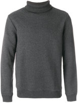 A.P.C. classic roll-neck sweater