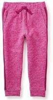 Tea Collection Side Stripe Jogger Pants (Toddler Girls, Little Girls & Big Girls)