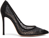 Gianvito Rossi Lace Pumps