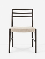 Lulu & Georgia Lauret Dining Chair, Espresso Oak