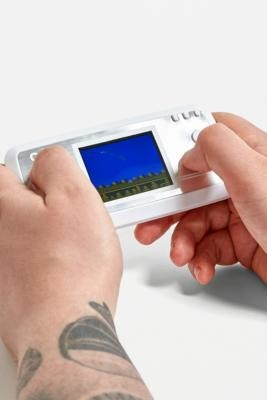 Orb Gaming Retro Handheld Console - White ALL at Urban Outfitters