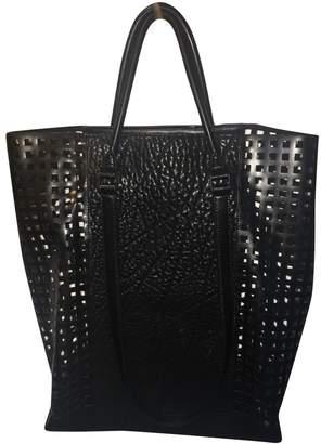 Helmut Lang \N Black Leather Handbags