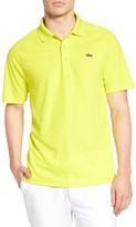 Lacoste Men's 'sport' Raglan Ultra Dry Performance Polo