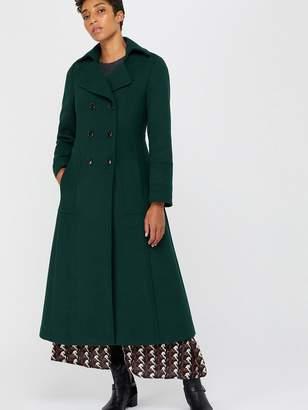 Monsoon Charlotte Maxi Coat