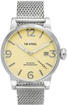 TW Steel Men's Maverick Stainless Steel Mesh Watch - MB1