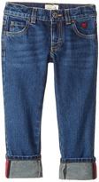 Gucci Kids - Denim in Orbit/Blue/Red 457165XR435 Girl's Jeans