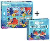 Disney Finding Dory 4 in a Boc and Min Mem.